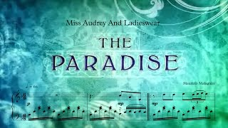 Miss Audrey And Ladieswear - The Paradise (piano arrangement)