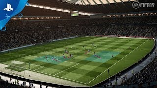 FIFA 19 - New Gameplay Features: Dynamic Tactics Trailer | PS4