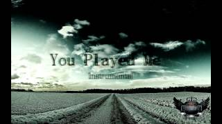 "Sad Guitar Hip Hop Rap Instrumental ""You Played Me"""