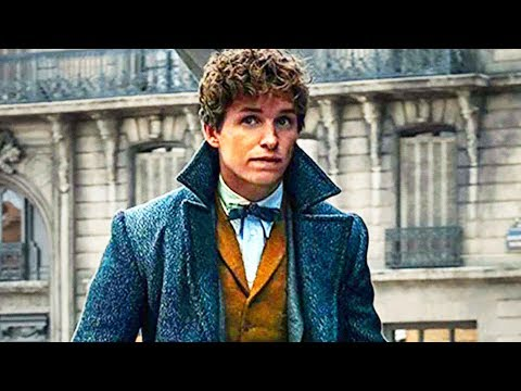 FANTASTIC BEASTS 2 Trailer