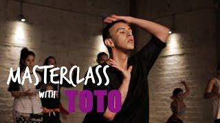 MasterClass Toto @totoquihuatzin @fkatwigs @dancefactorygdl FKA Twigs- Glass & Patron
