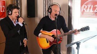 Gaëtan Roussel et Marc Lavoine en duo - C'est ça la France - CLAP HANDS