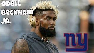 "Odell Beckham Jr. | ""SAD!"" | New York Giants Career Mix"