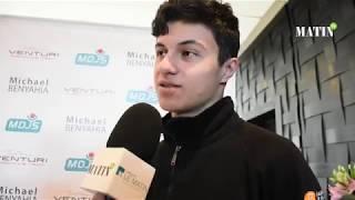 Michael Benyahia : «Je suis à la fois enthousiaste et nerveux à l'approche du GP de Marrakech»