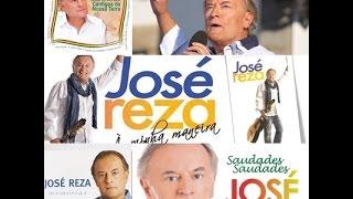 """JOSÉ REZA na TVI em alenquer - Tema """"Pega pega beija beija"""" Contacto para Shows"""