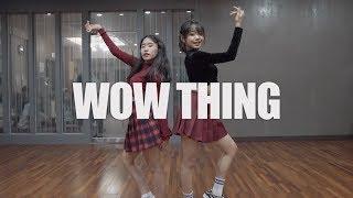 슬기X신비X청하X소연 Wow Thing Dance Cover