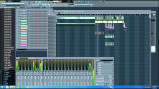 Bassjakers Crackin remake flp