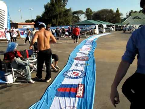 massive hinchadas unidas argentina flag