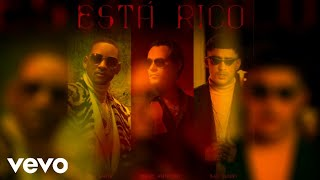 Está Rico - Marc Anthony, Will Smith, Bad Bunny | Audio Oficial