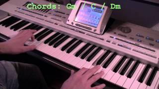 how to Play Lambada - by Burschi1977
