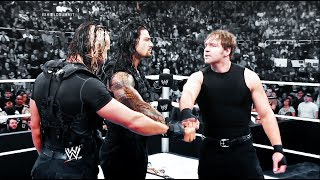 """seth rollins + dean ambrose 