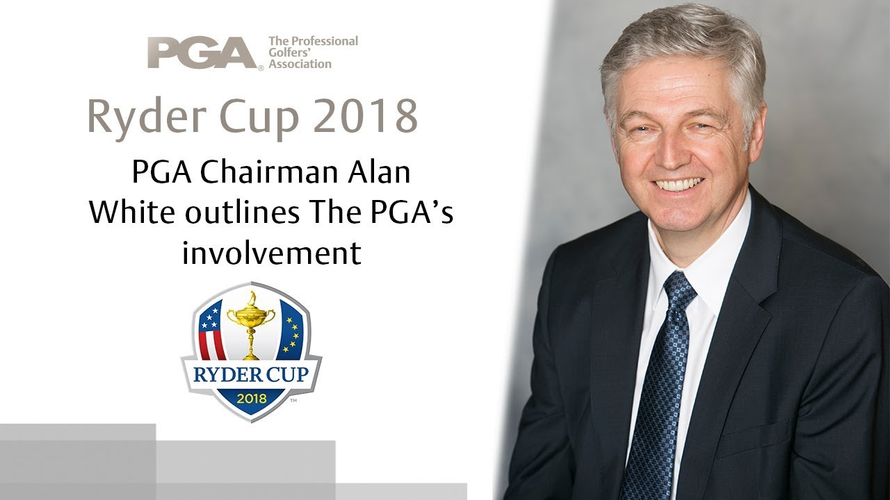 The PGA's involvement with The Ryder Cup