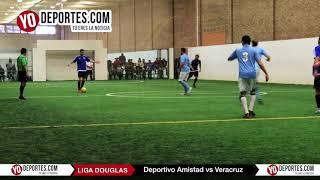 Deportivo Amistad vs. Veracruz Semifinal Liga Douglas