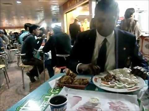Shopping and Lunch in Bashundara Dhaka Bangladesh