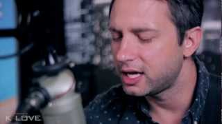 "K-LOVE - Brandon Heath ""Jesus in Disguise"" LIVE"