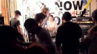 """Rickety Cricket """"Express Yourself"""" (N.W.A. cover) @ The Shark Tank 16 Feb 2013"""