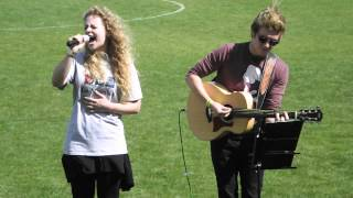 Carrie Fletcher-sings a Melody for Les Mis v Phantom The Reprise 11/10/2013 BFC