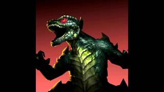 Sound Effects-Togera (War of the Monsters) + DL