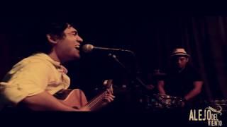 Alejo del viento -De color (Live)