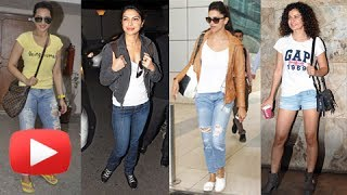Bollywood Actress CLICKED In Casual Wear ! Hot Or Not? width=