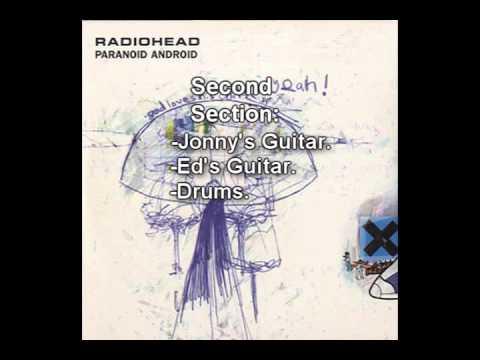 Radiohead Paranoid Android Backing Tracks Chords Chordify