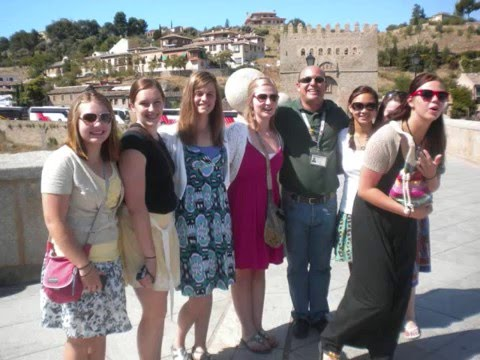 Adventures in Spain!