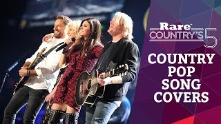 Country Pop Cover Songs | Rare Country's 5