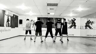 Boy In Luv (상남자) Dance Cover Practice By The Riotric (더라이오틱)