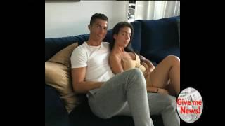 Cristiano y su novia generan rumores de embarazo!