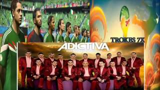 El Mejor Mundial   La Adictiva Banda San Jose De Mesillas 'Estudio 2014'