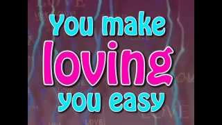 Loving You Easy -Zac Brown Band lyric video (With Song!)