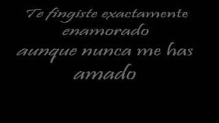 Ya te olvidé-Yuridia (Letra)