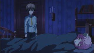 Sleeping Together with Loli Dragon