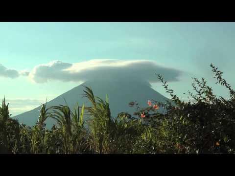 Volcano Time-Lapse: Volcán Concepción, Isla de Ometepe, Nicaragua