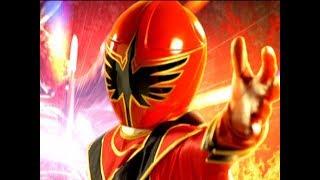 "Power Rangers Mystic Force - Red Ranger vs The Master (Helmetless) | Episode 32 ""Mystic Fate"""