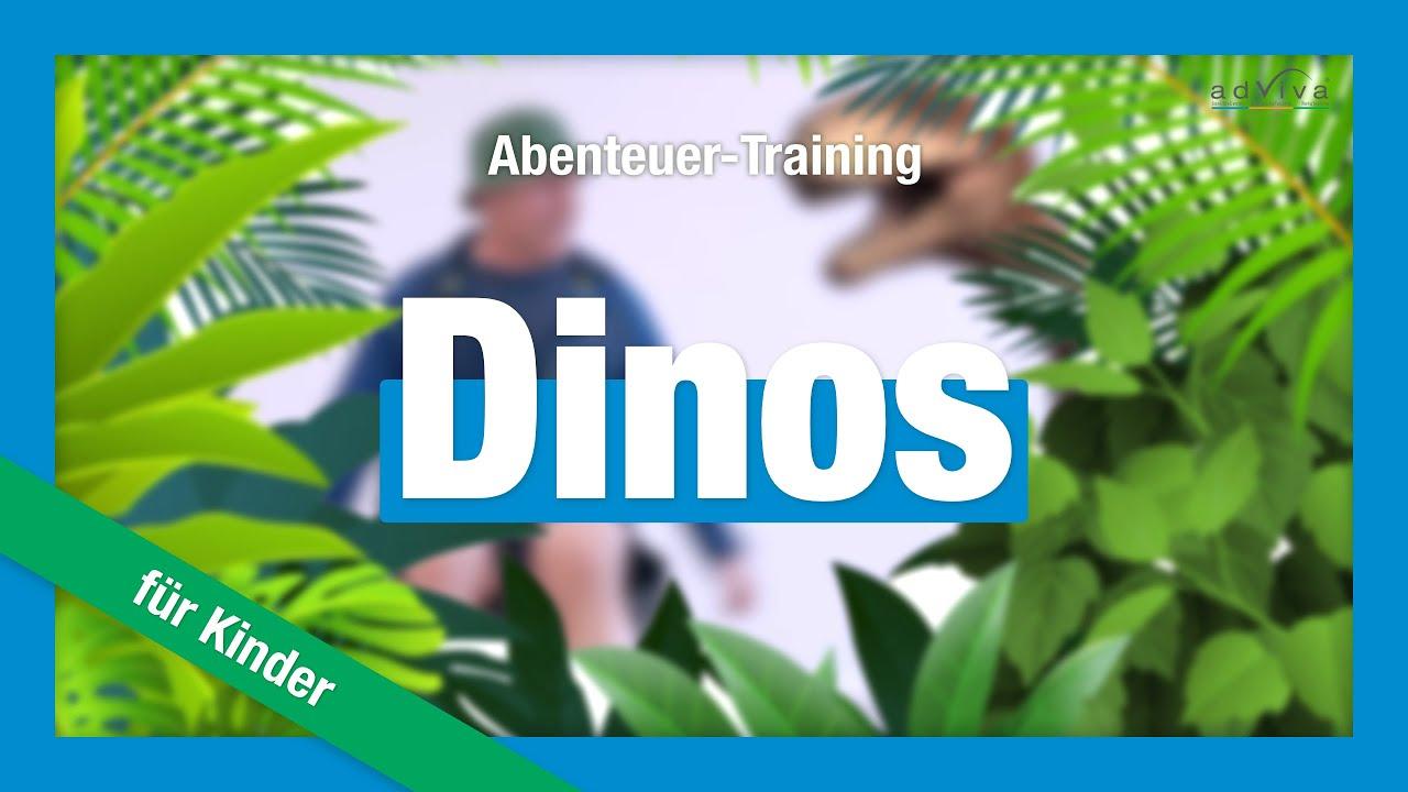 Dino  I  Abenteuer-Training mit Dasch