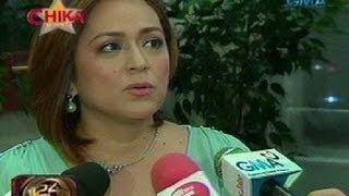 24 Oras: Tina Paner, nilinaw ang isyung nagbigay raw siya ng pekeng plane tickets