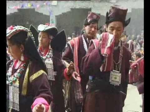 The Ladakhi People of the Himalayas
