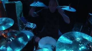"""My Enemies & I """"TOXIC"""" LIVE Drum Cam in Baltimore, MD @ Soundstage"""