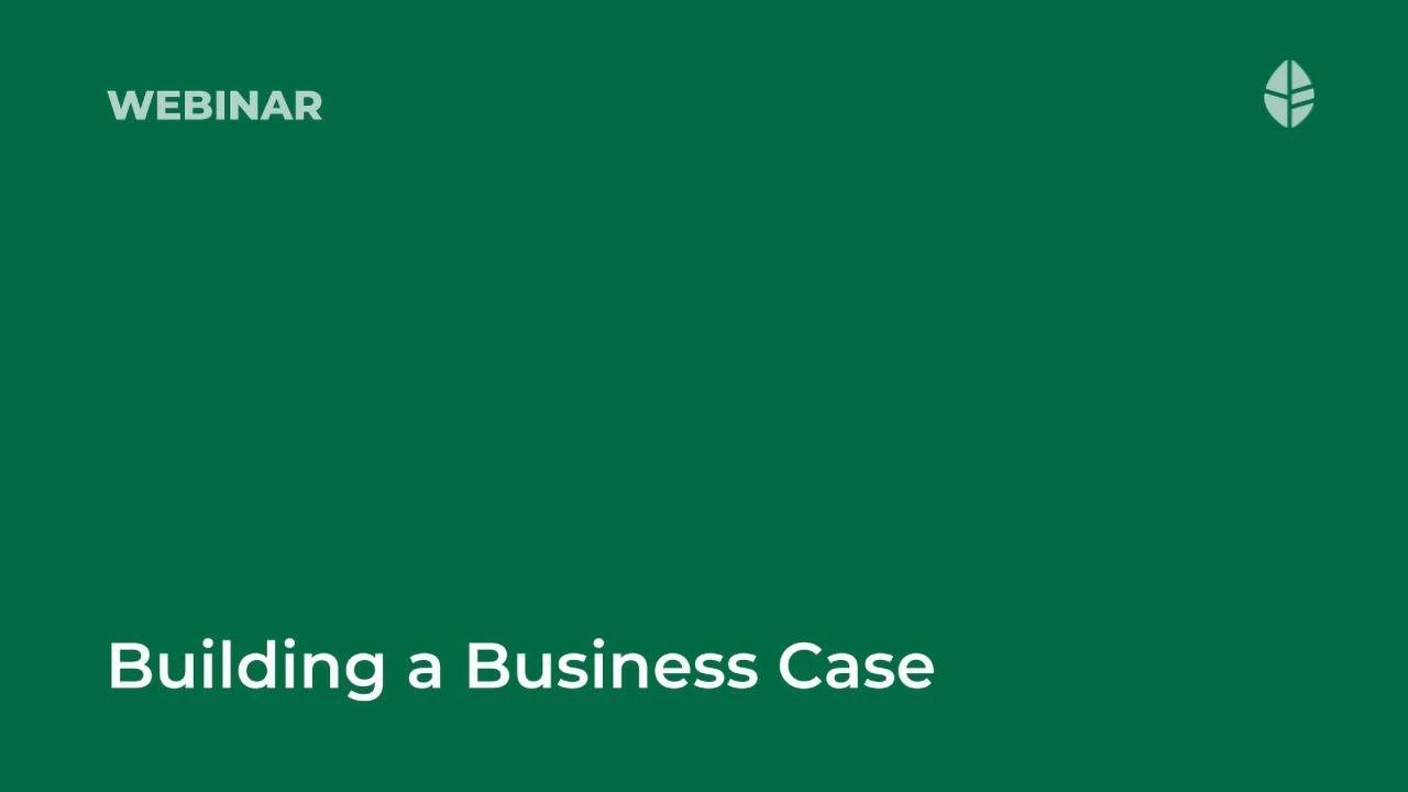 Building an Intranet Business Case