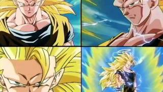 SSJ3 Goku Theme - DBZ Dragon Ball z HD