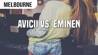 Avicii vs. Eminem vs. & DJ Alijas vs. ZAXX vs. Riggi & Piros - Levels Without Alpha (Red Teren HD)