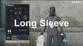 EA Skate 3 - Hand Skin Color Glitch