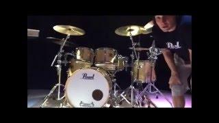 Fabrício Mendonça - Pearl, há mais de 70 anos a melhor razão para tocar bateria