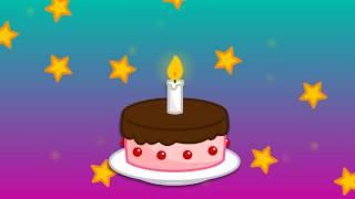 Cumpleaños feliz con letra