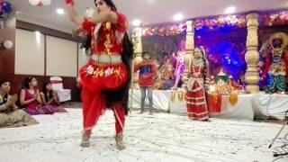 Shiv tandav mata ki chowki by master sunny & jhanki group 9953998124