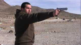 Shooting CZ-75B & Canik 55 Shark FC (CZ clone)