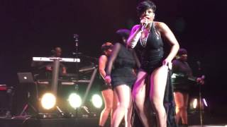 Fantasia at  Charlie Wilson's IN IT TO WIN IT Tour 3/9/17 Video 2