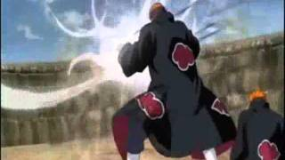 Naruto vs Pain Last resort-AMV