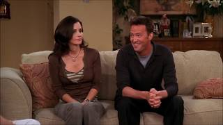 Friends without the Laugh Track (Owen learns he's adopted)